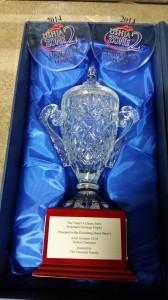 stirrup cup trophy